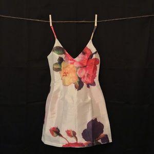 Fashion Nova kaleo floral dress